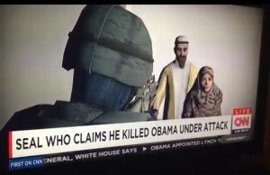 CNN перепутало Усаму и Обаму
