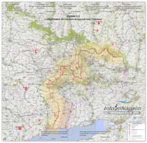 Гражданская война на Украине. Расстановка сил
