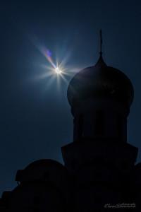 Затмение в Минске - 2