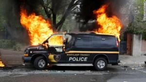 Восстание в Балтиморе