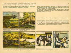 Бактериологическое (биологическое) оружие