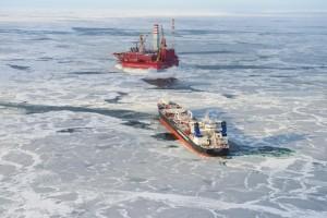 Нефть Арктики