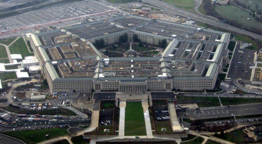 The Pentagon Birds Eye View