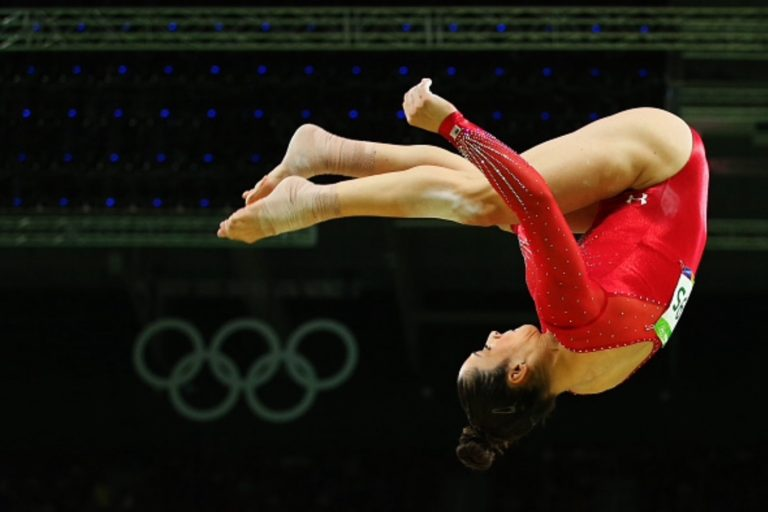 Художественная гимнастика в рио 2017-2018