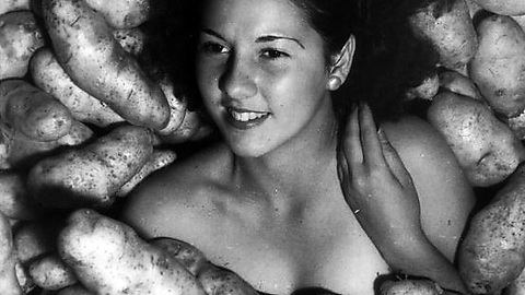 """""""Мисс Картофель Айдахо 1935"""""""