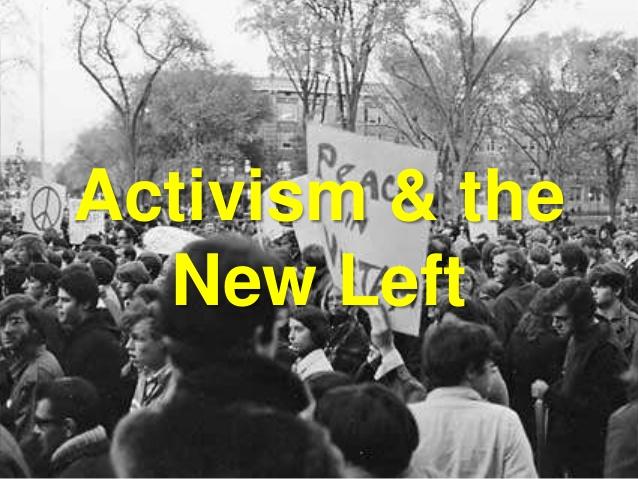 activism-the-new-left-1-638