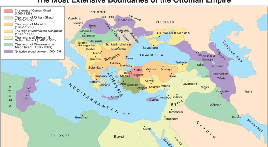 boundaries-of-the-ottoman-empire