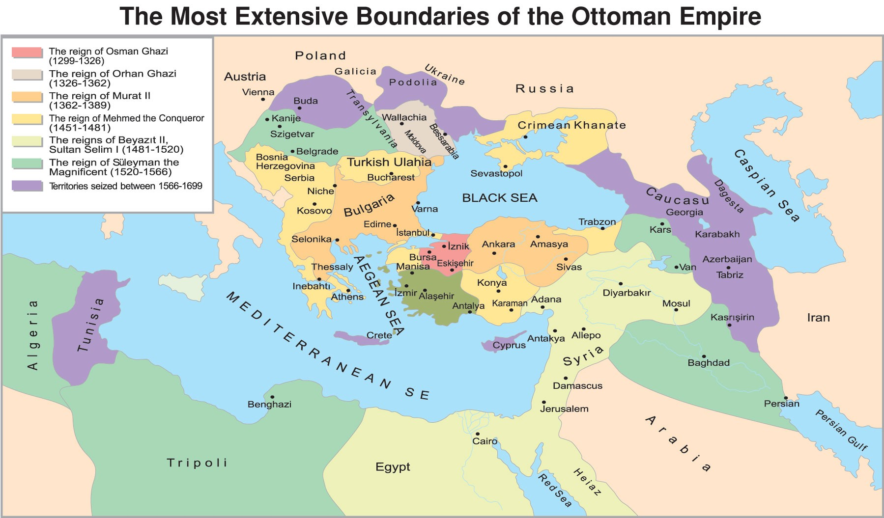 much success in the ottoman empire owed to kanuni sultan sleymans rule